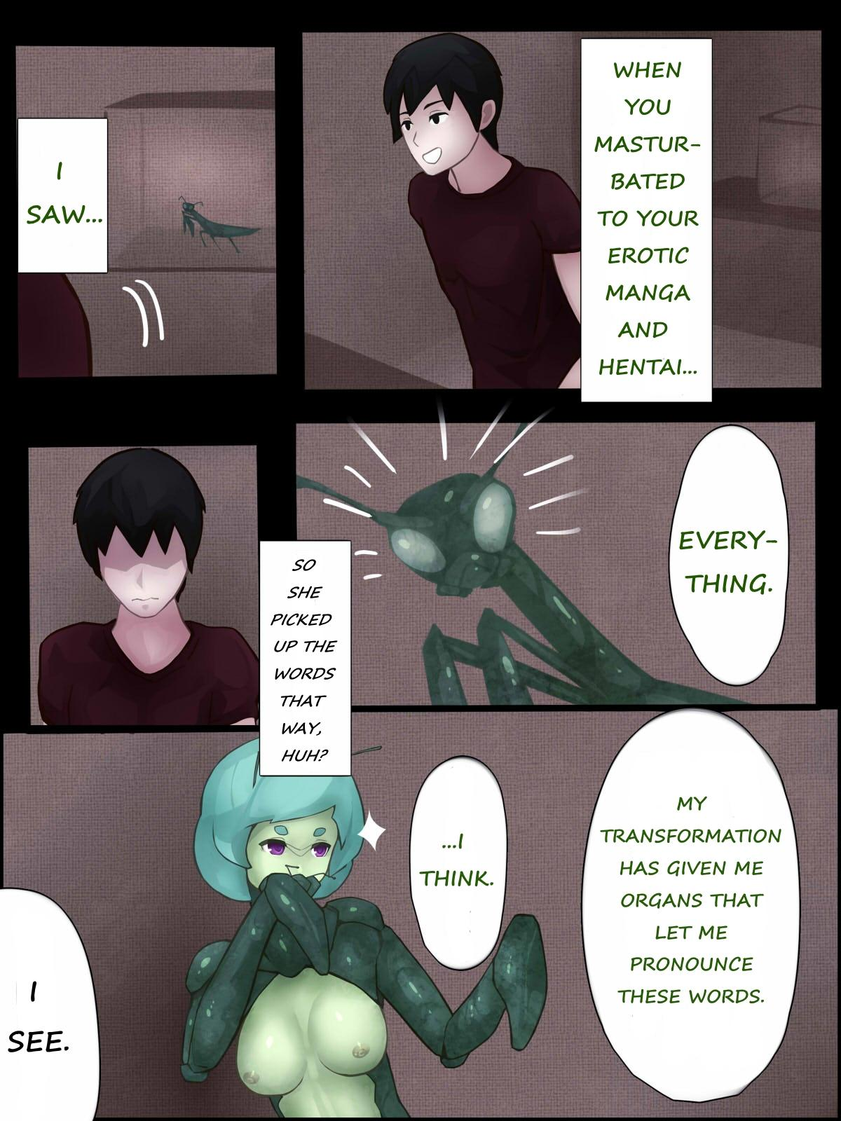 Sex with Mantis Girl 18