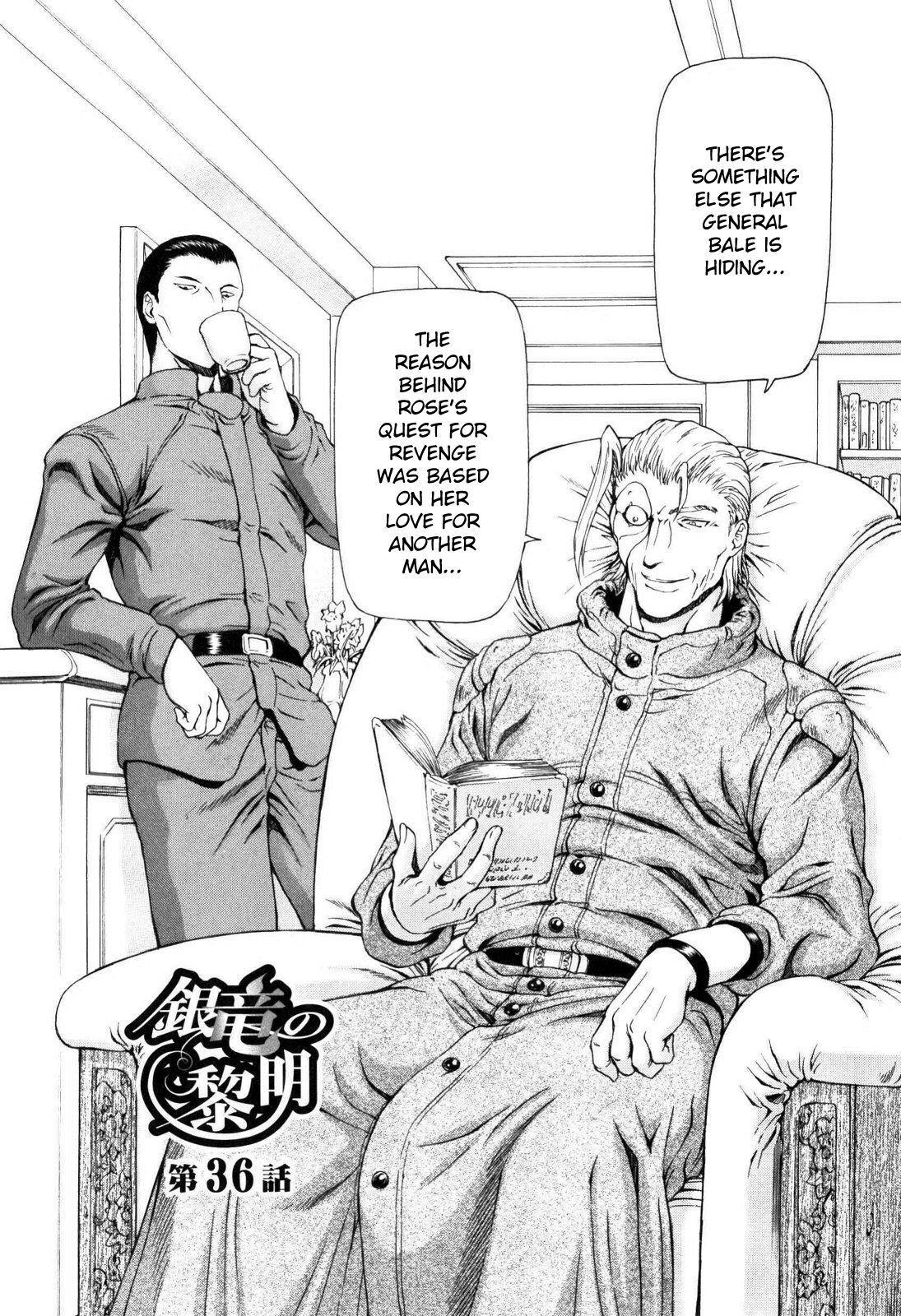 Ginryuu no Reimei   Dawn of the Silver Dragon Vol. 4 145