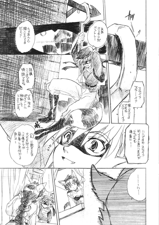 Akai Kitsune to Araiguma 2
