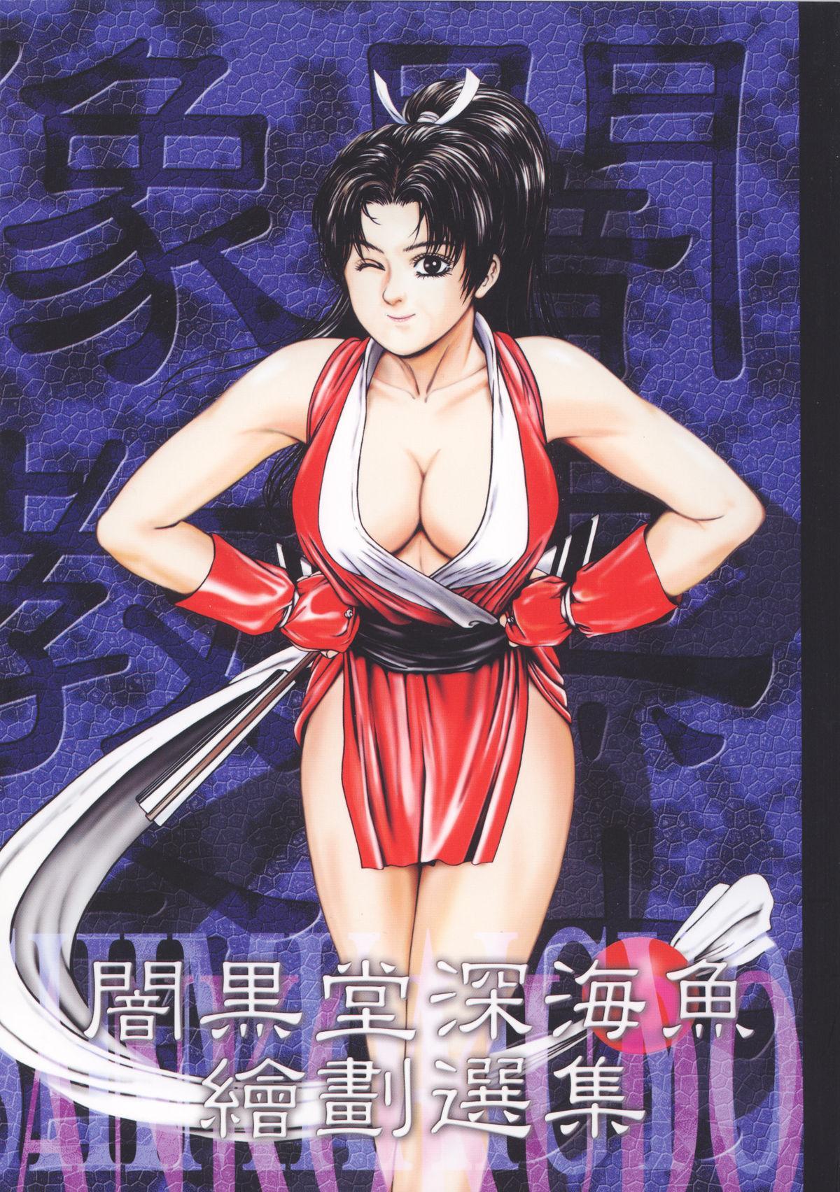 Anko Kudou Shinkaigyo Kaiga Senshuu 0