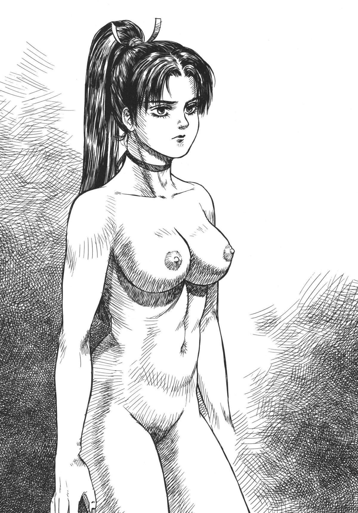 Anko Kudou Shinkaigyo Kaiga Senshuu 10
