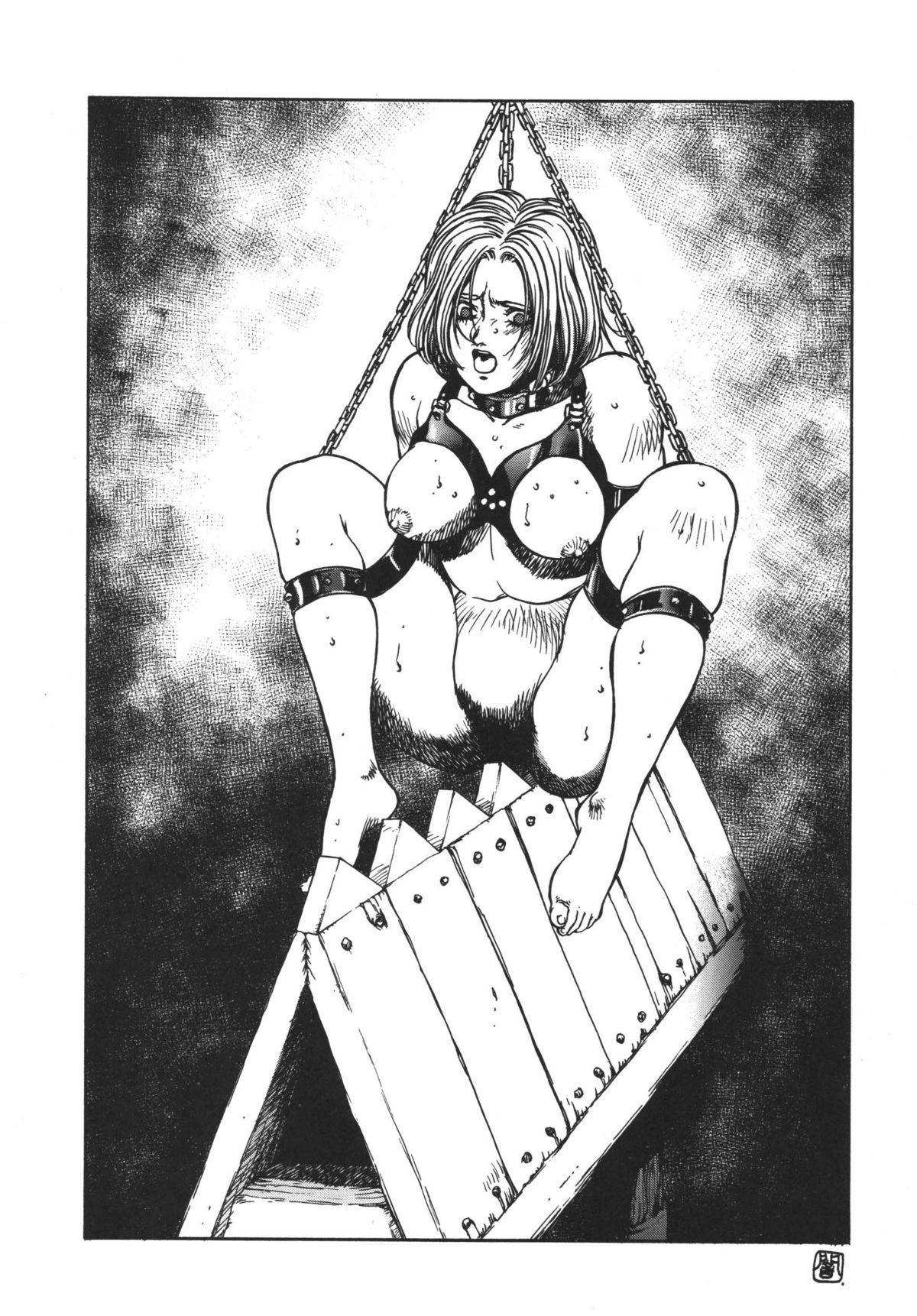 Anko Kudou Shinkaigyo Kaiga Senshuu 13