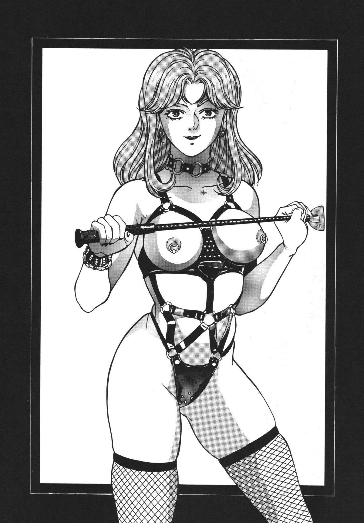Anko Kudou Shinkaigyo Kaiga Senshuu 25
