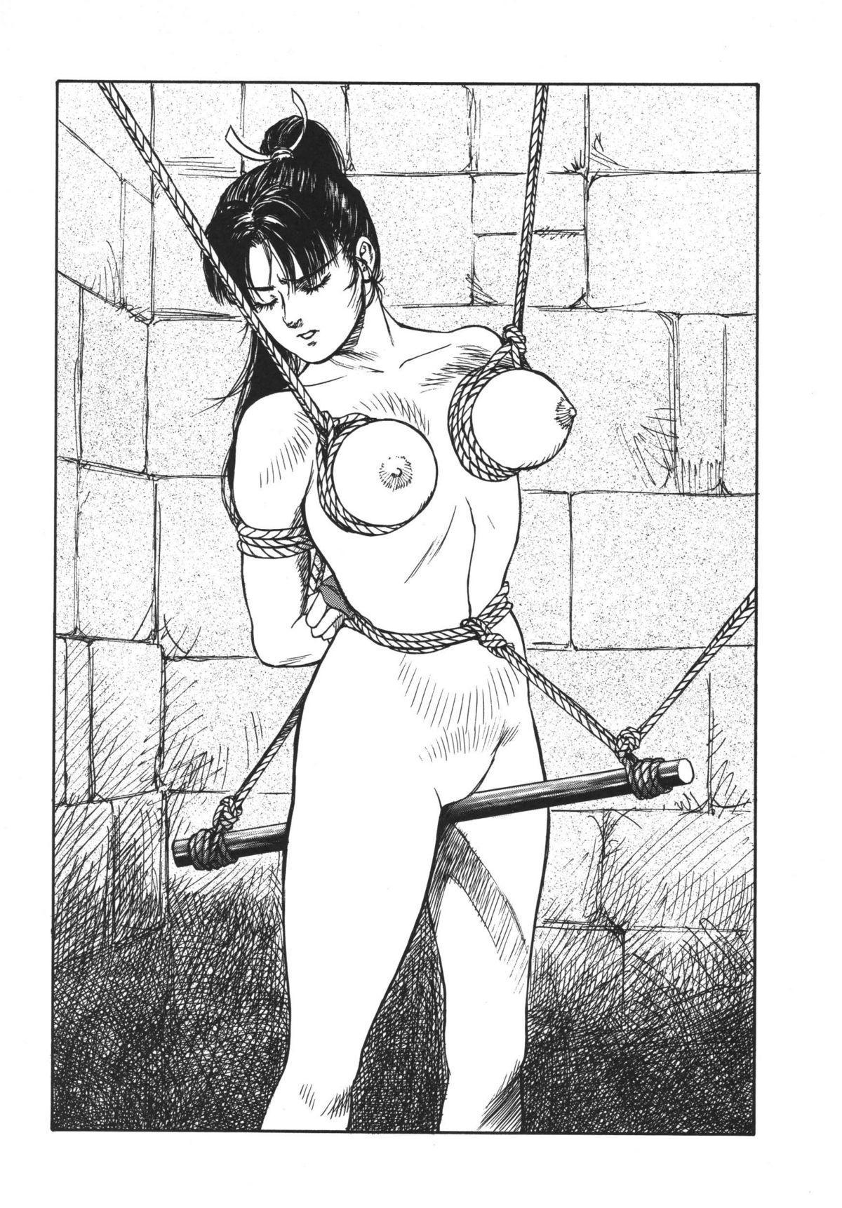 Anko Kudou Shinkaigyo Kaiga Senshuu 6