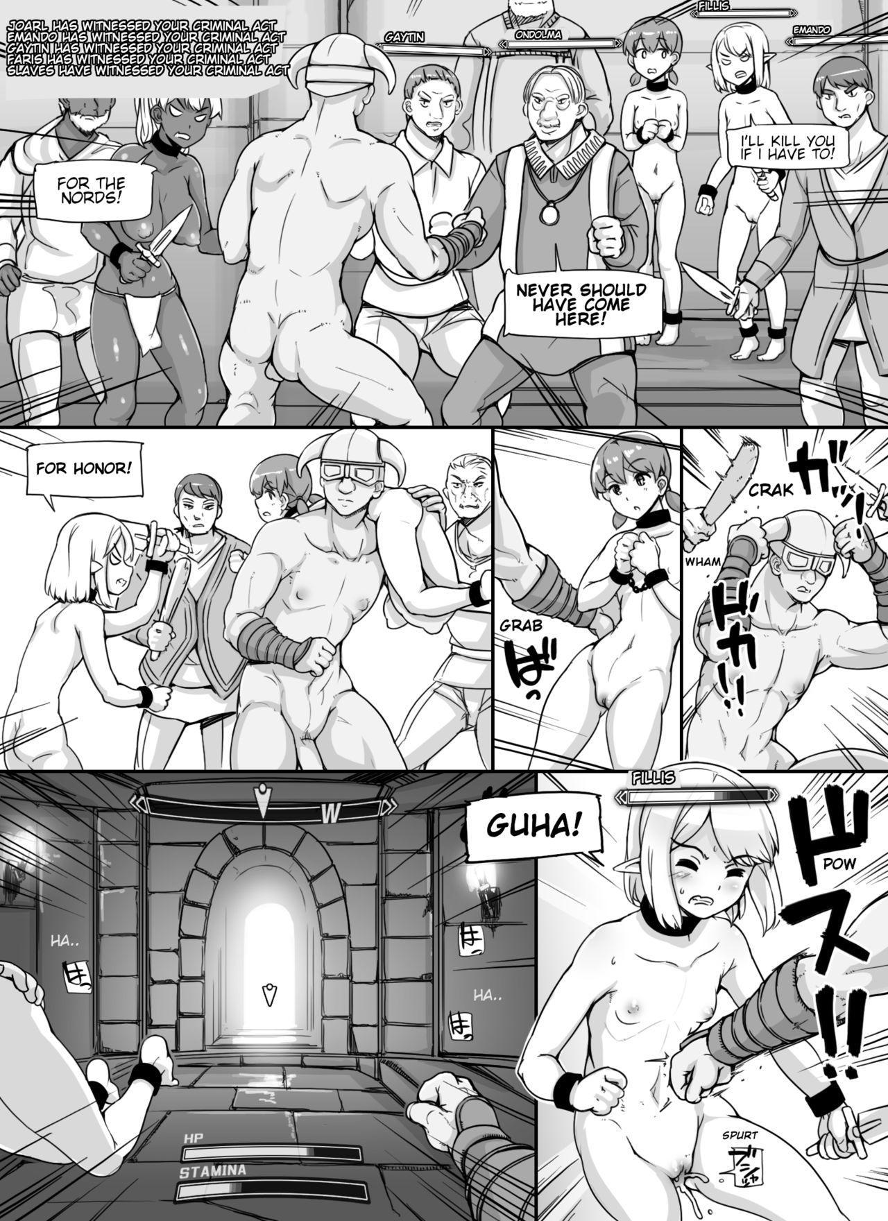 NPC Kan MOD | NPC Rape MOD + Omake 72