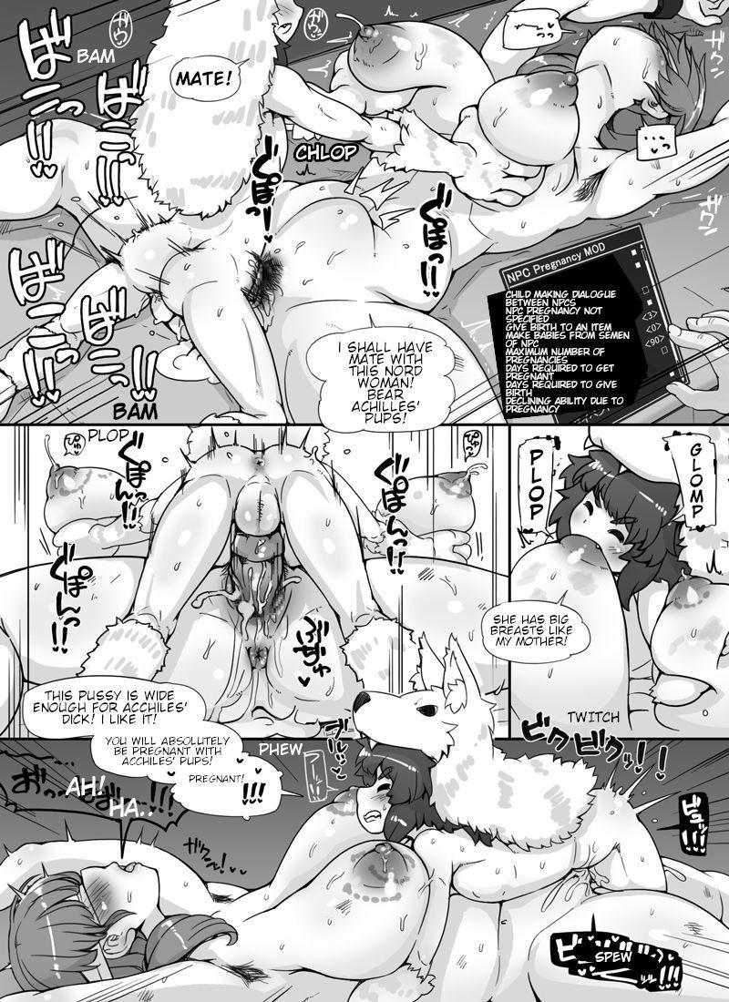 NPC Kan MOD | NPC Rape MOD + Omake 81