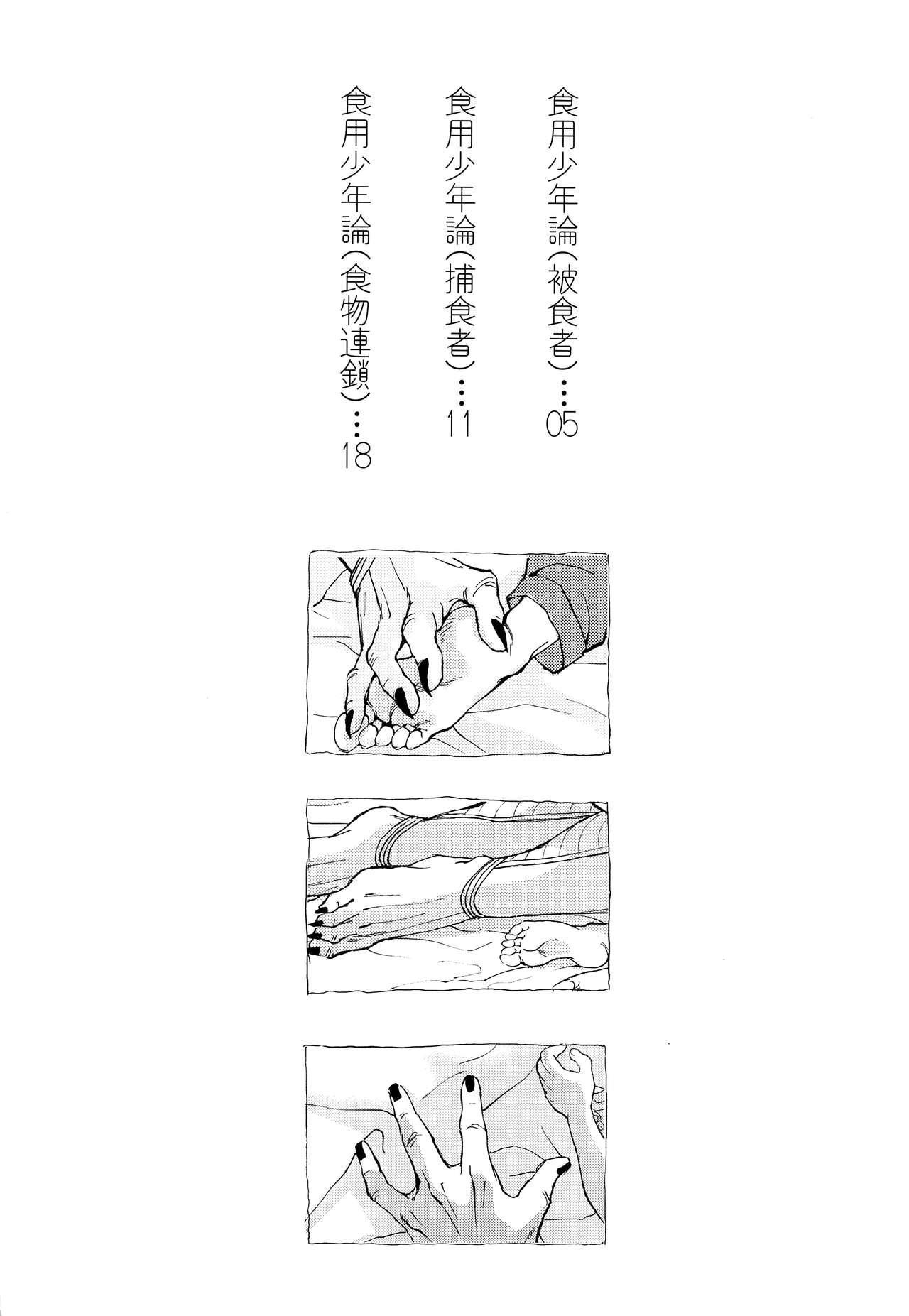 Shokuyou Shounenron 2