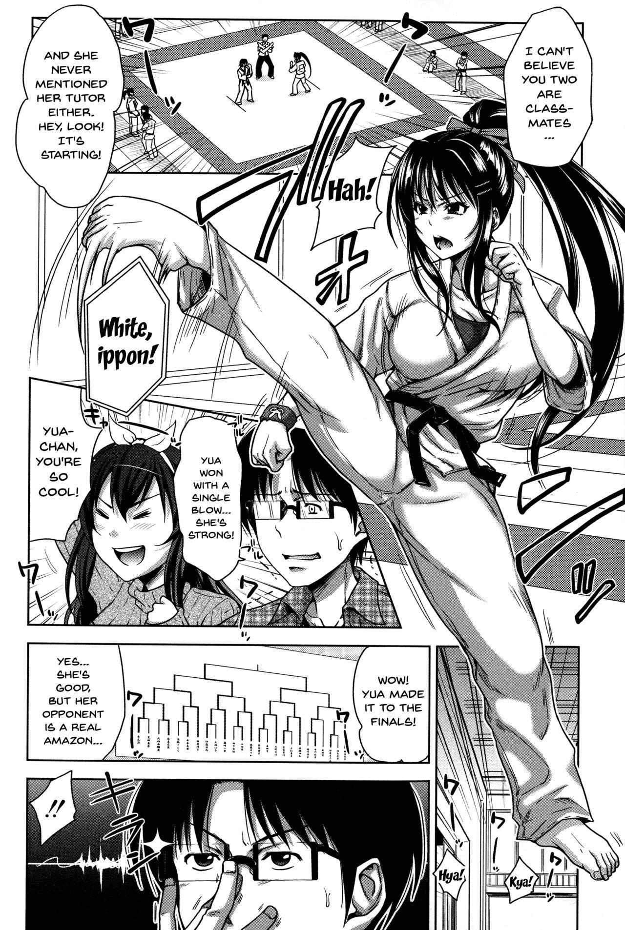 Pakotate! Seikouritsu 0% no Teppeki Bishojo VS Seikouritsu 100% no Hentai Katei Kyoushi   Pakotate! Sex Rate 0% Iron-Willed Beautiful Virgins VS Sex Rate 100% Perverted Coach 65
