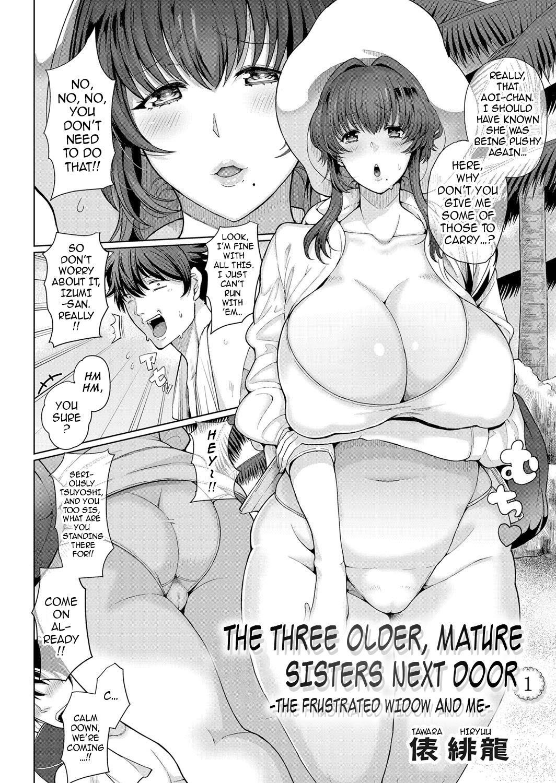 Toshiue Zukushi Jukushita Sanshimai | The Three Older, Mature Sisters Next Door 1-3 1