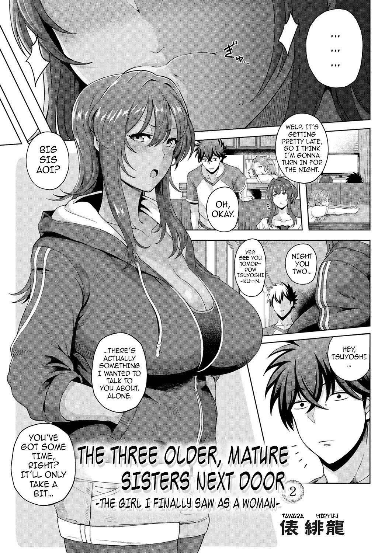 Toshiue Zukushi Jukushita Sanshimai | The Three Older, Mature Sisters Next Door 1-3 28