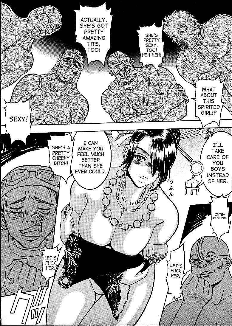 Yuna A La Mode 22