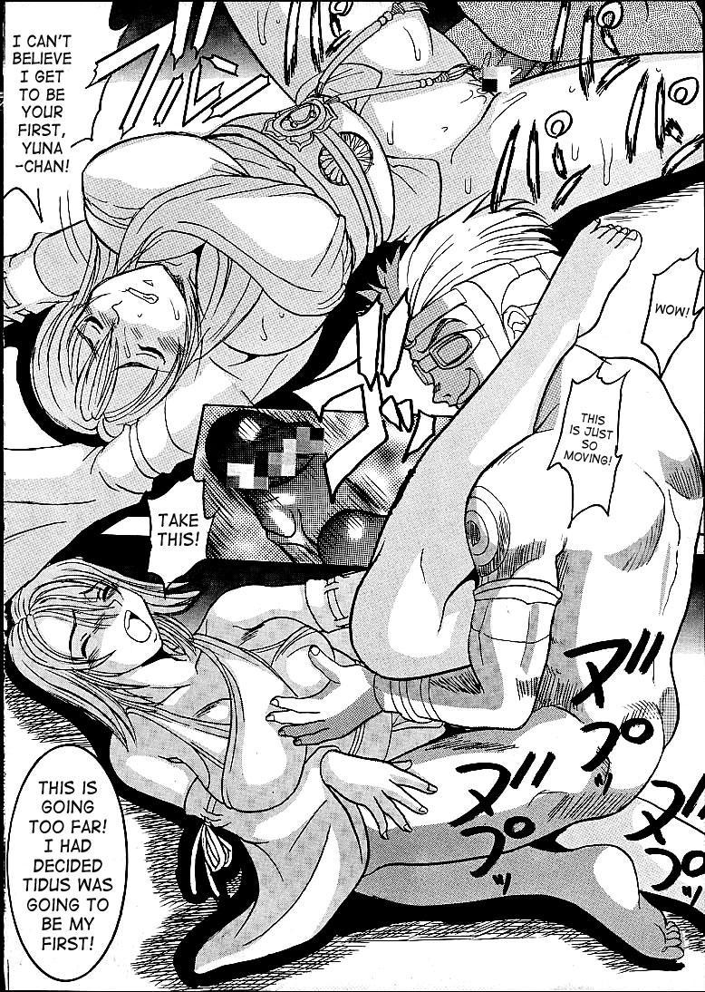 Yuna A La Mode 32