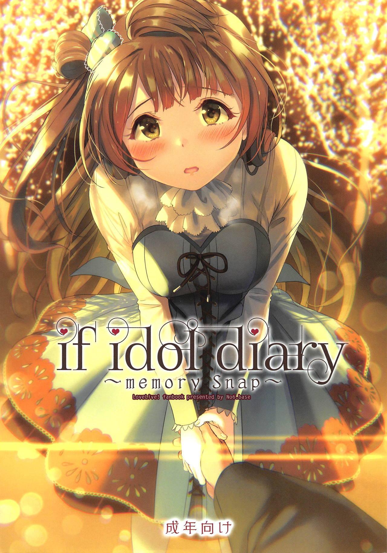 if idol diary 0