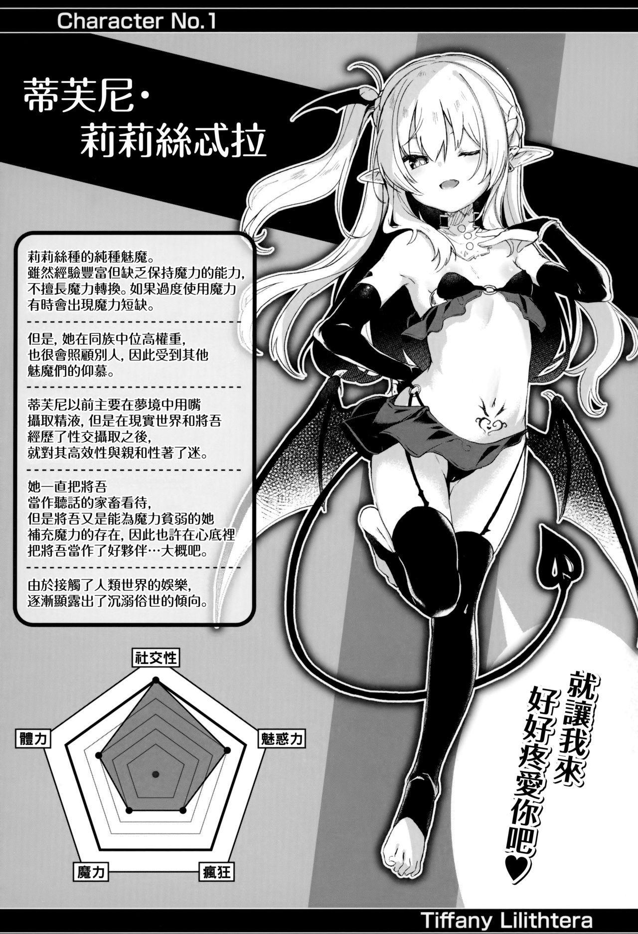 Boku wa Chiisana Succubus no Shimobe - I am a slave of a small succubus 80
