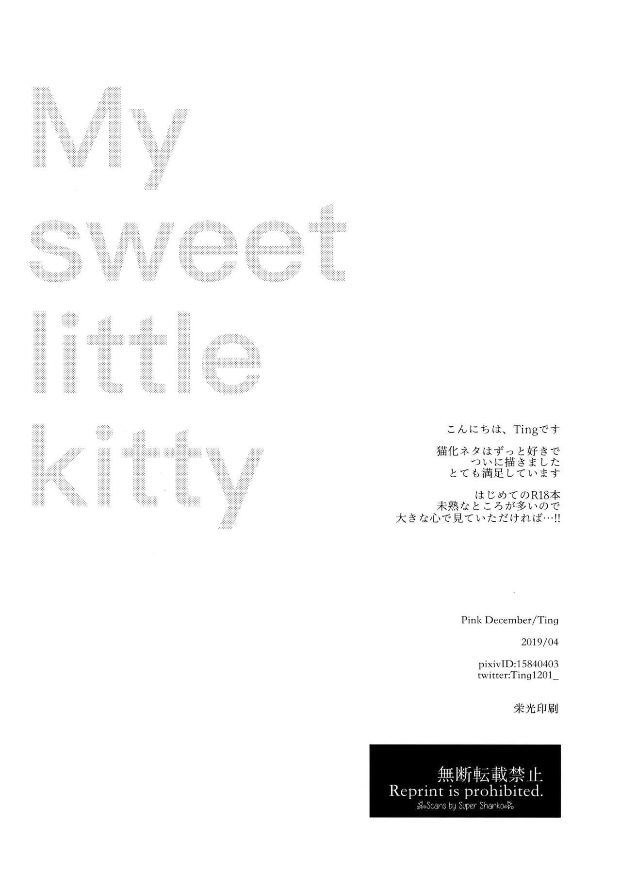 My Sweet Little Kitty 42