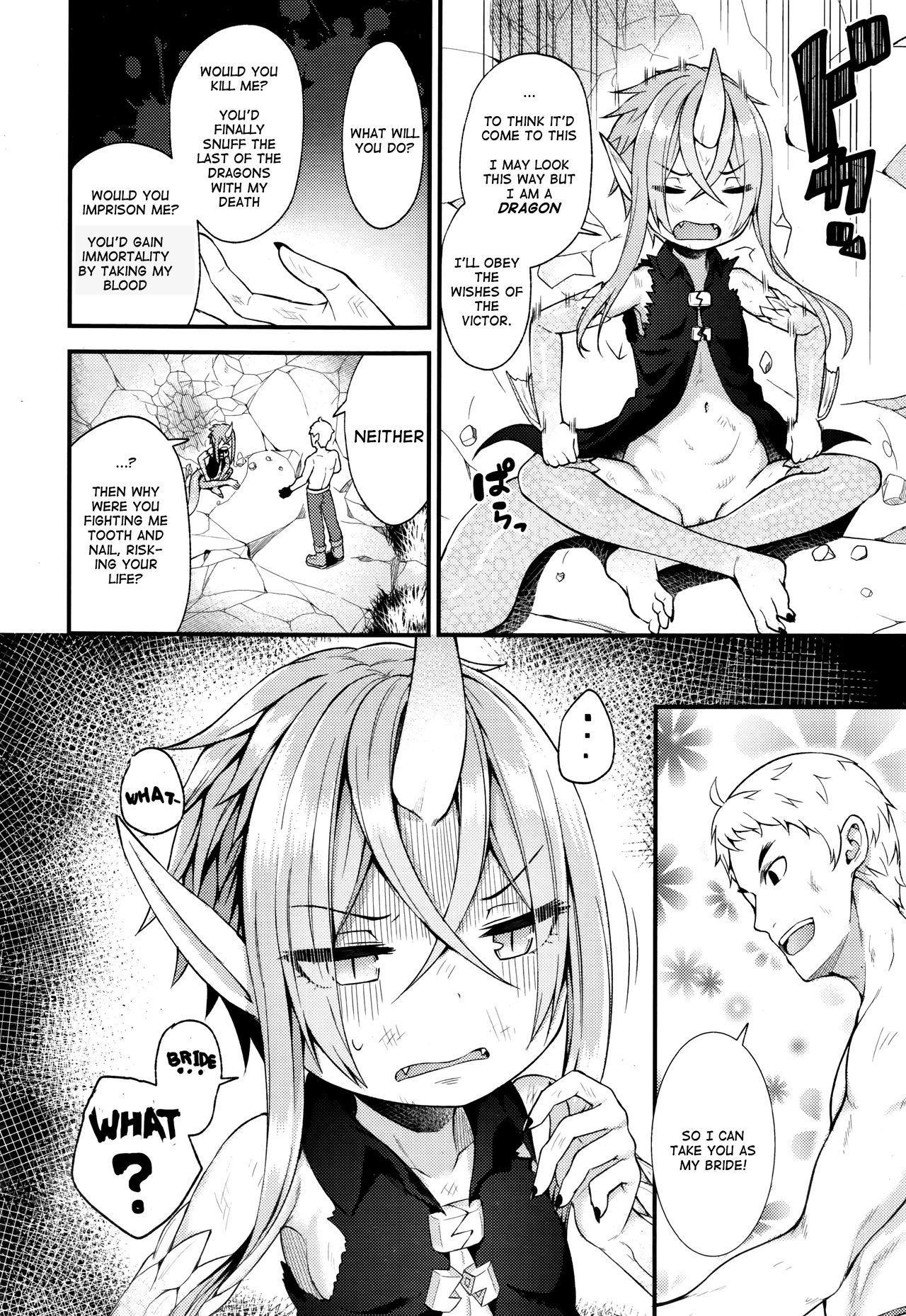Drachen Geschrei - Dragon's Roar 1