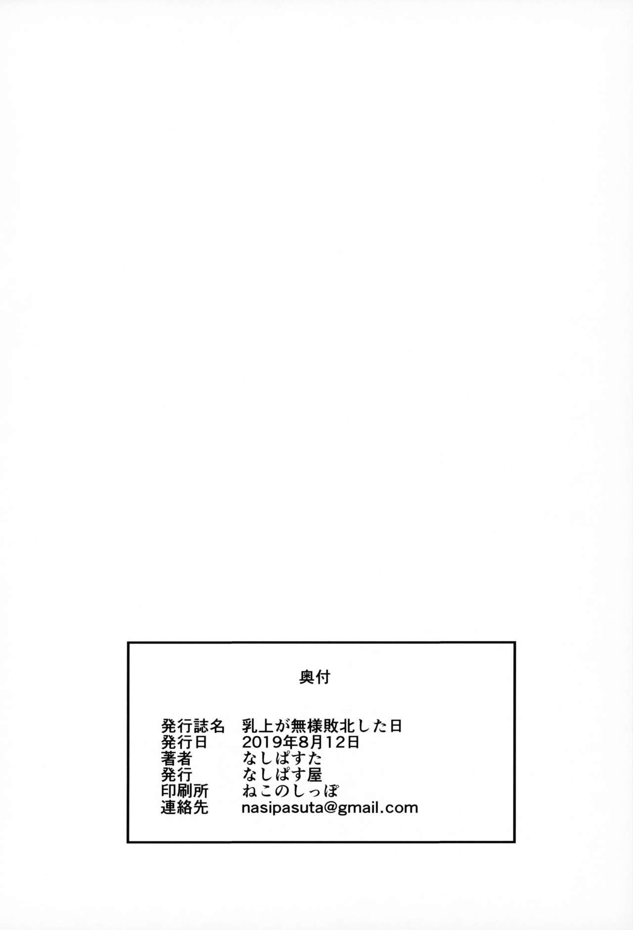Chichiue ga Buzama Haiboku Shita Hi 46
