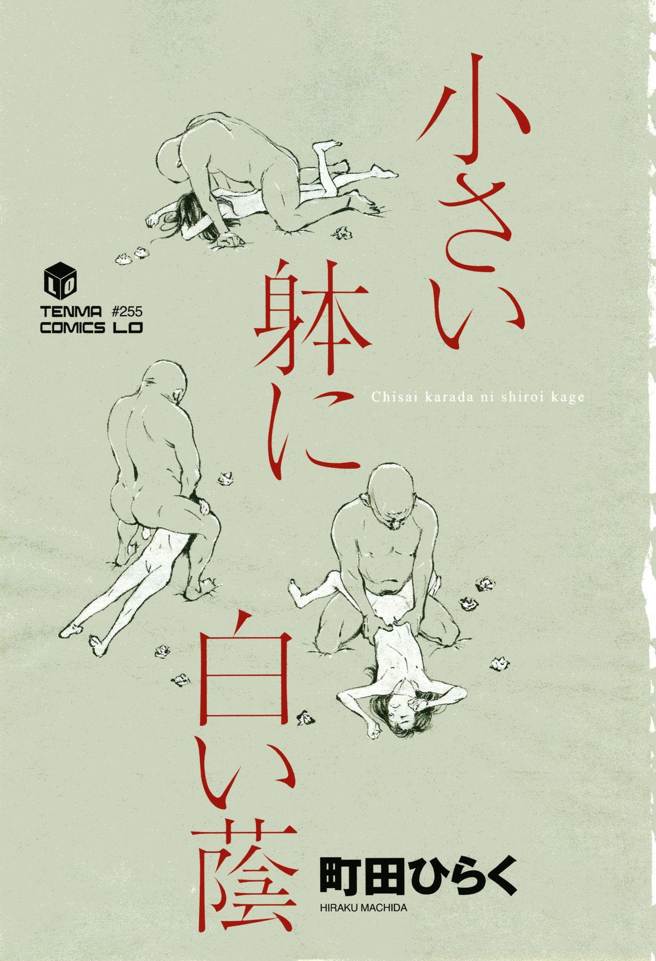 Chiisai Karada ni Shiroi Kage 3