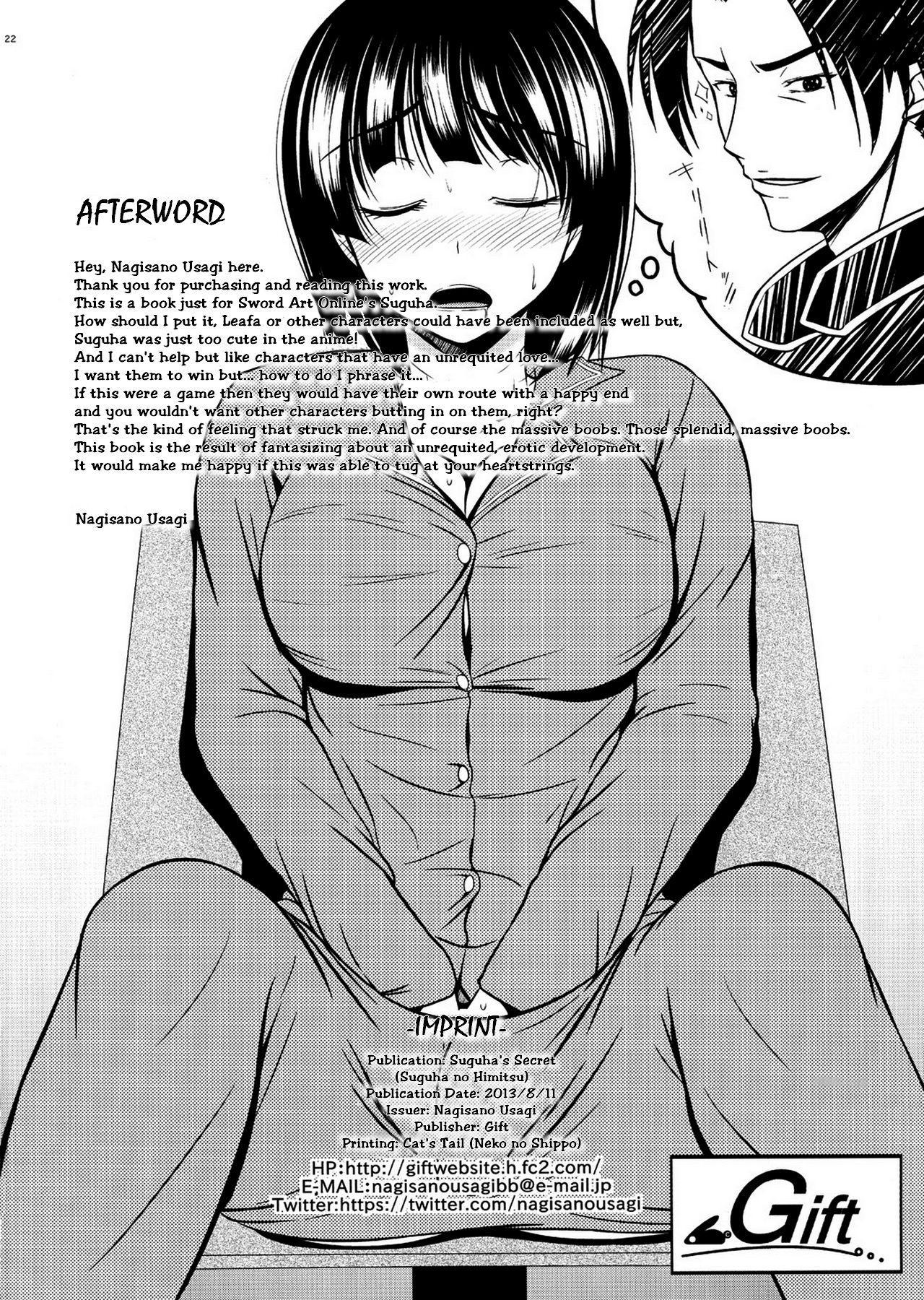 Suguha no Himitsu | Suguha's Secret 20