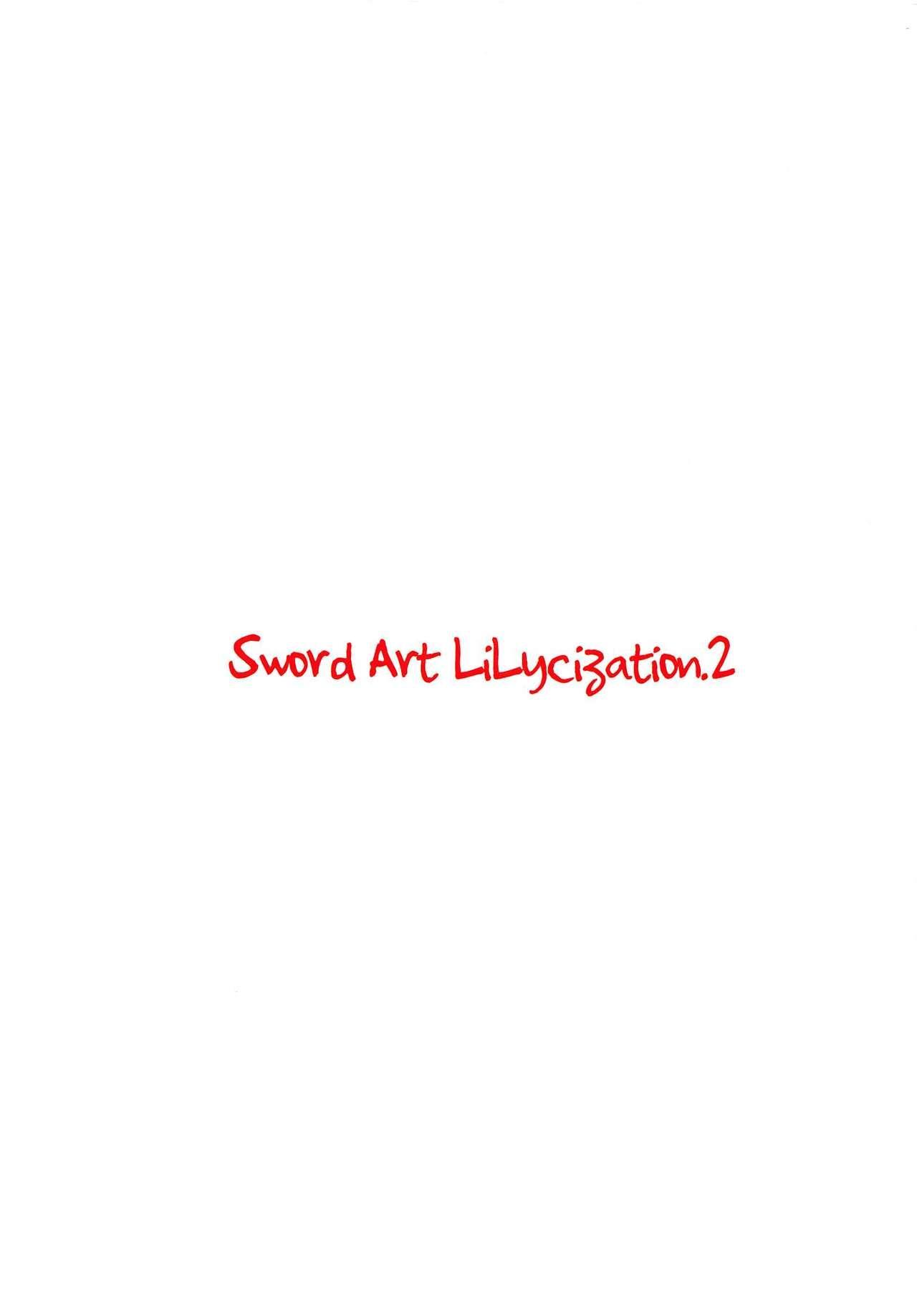 Sword Art Lilycization.2 1