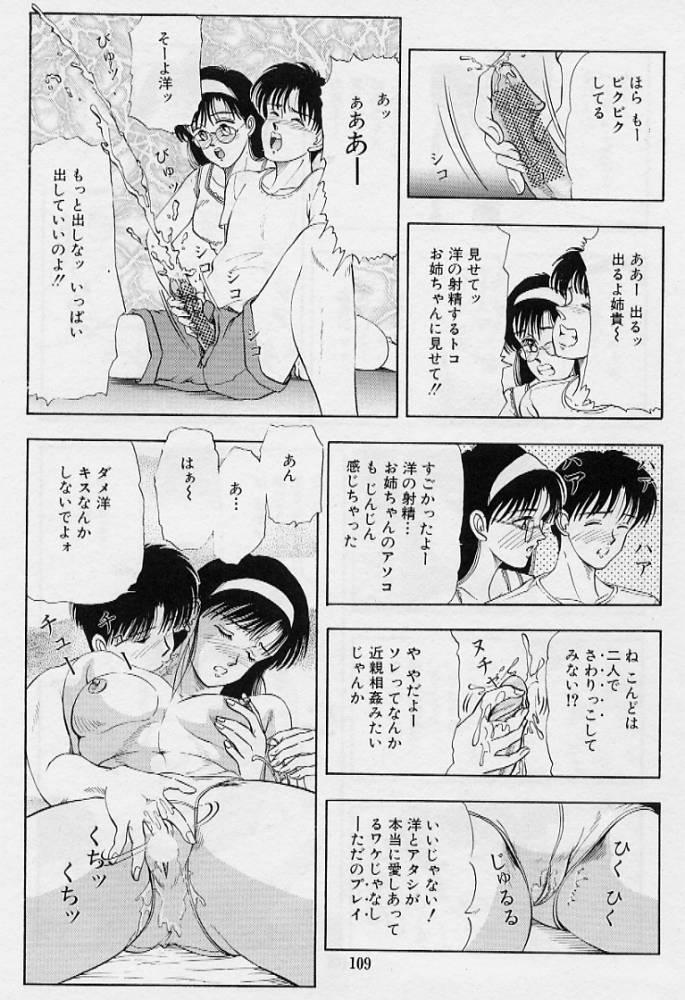 Kaze no Higashi no Tuki no Mori 3 110