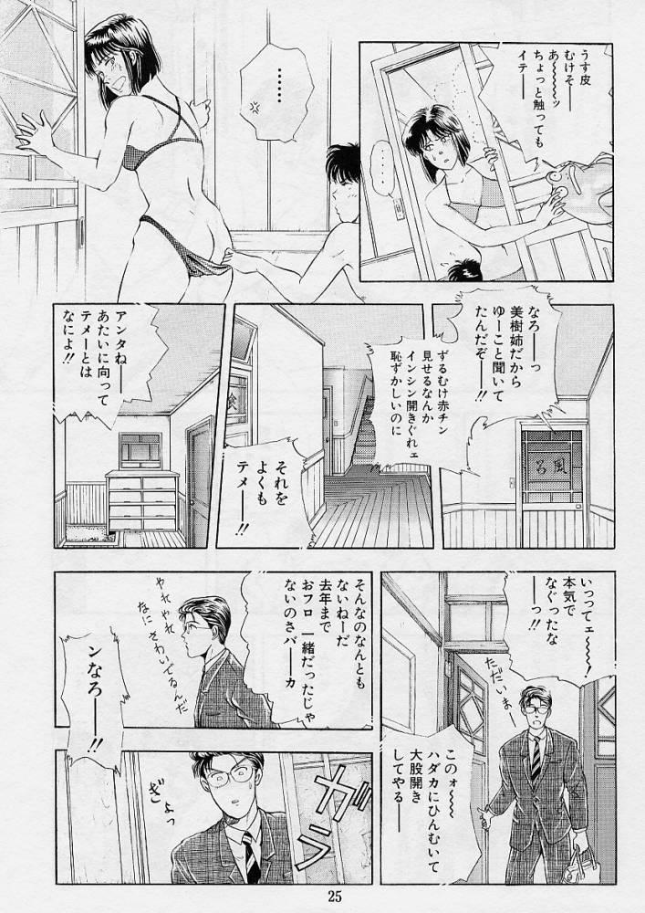 Kaze no Higashi no Tuki no Mori 3 26