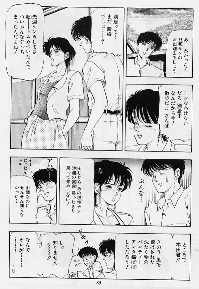 Kaze no Higashi no Tuki no Mori 3 90