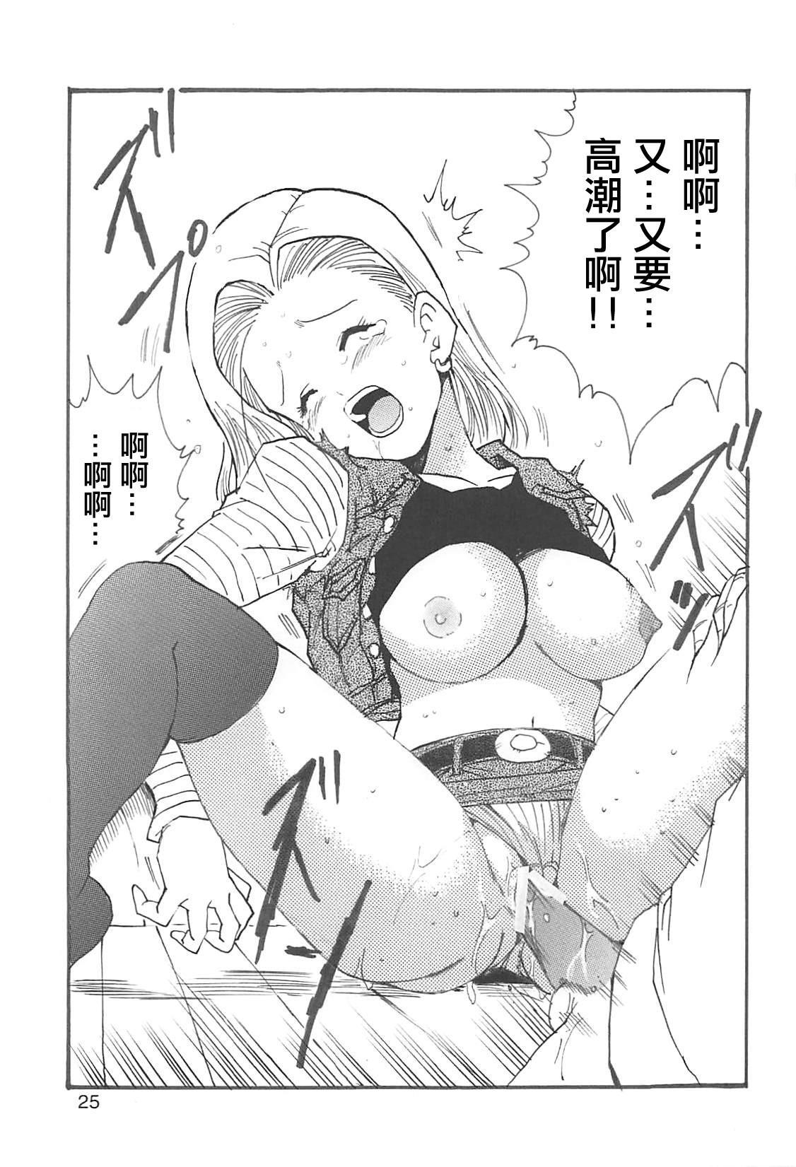 Dragon Ball Girls Collection 1 Fukkokuban 25