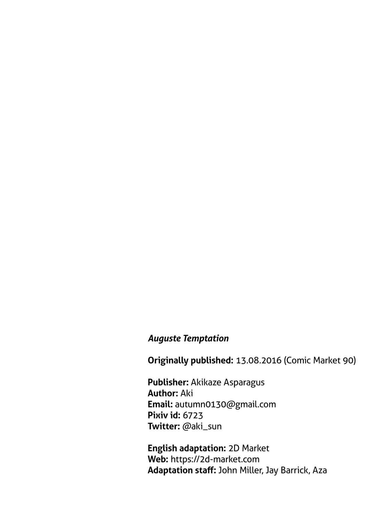 Auguste Temptation 19