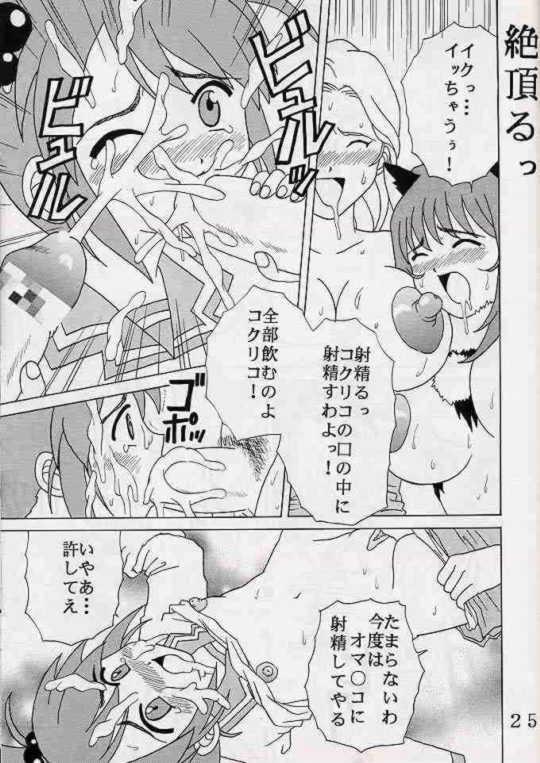 Gekitsuiou 23