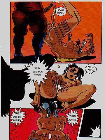 Clash of the Titans 8