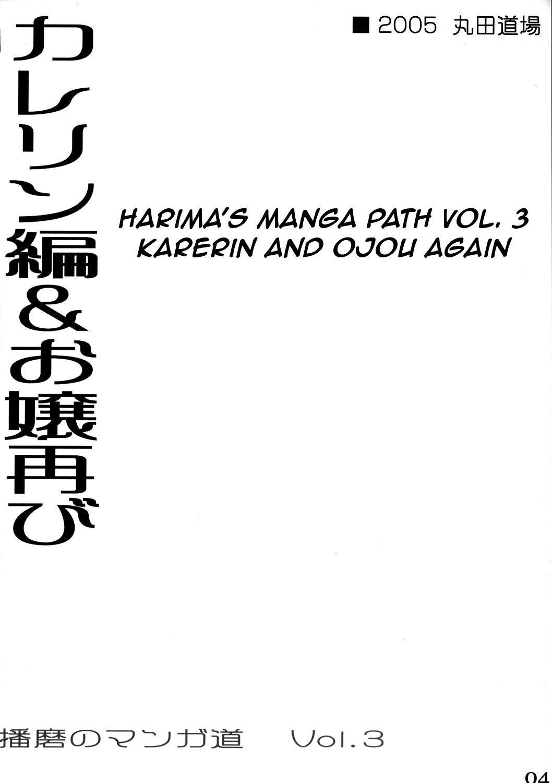School Rumble Harima no Manga Michi Vol.3 2