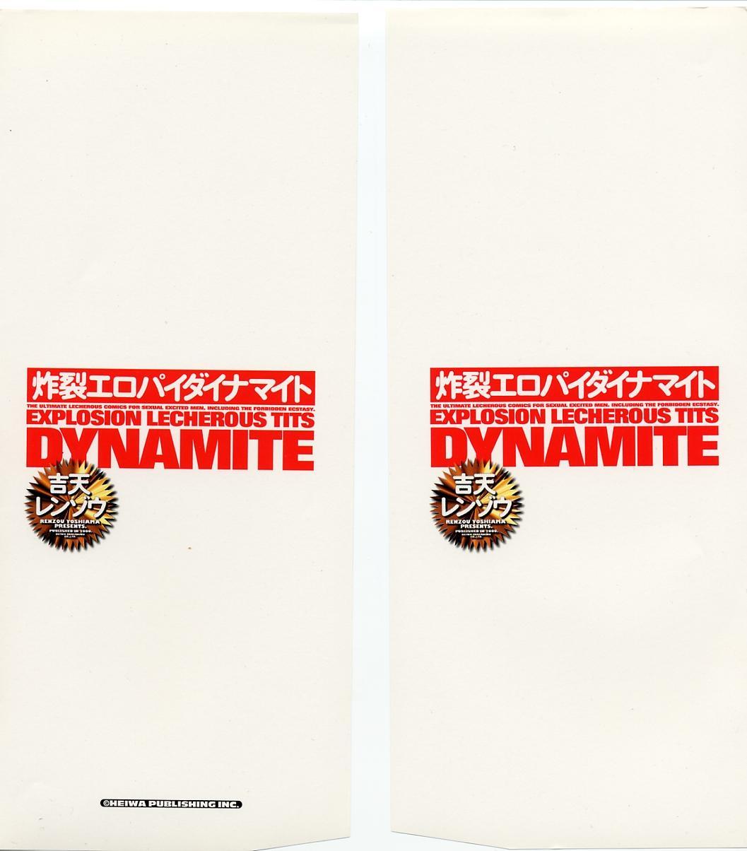 Sakuretsu Eropai Dynamite 2