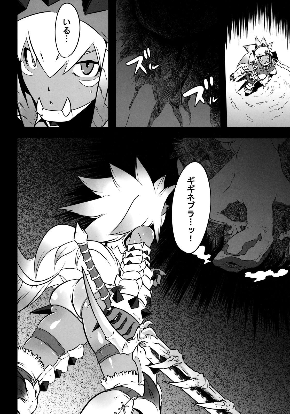 Hanshoku Nebura 11