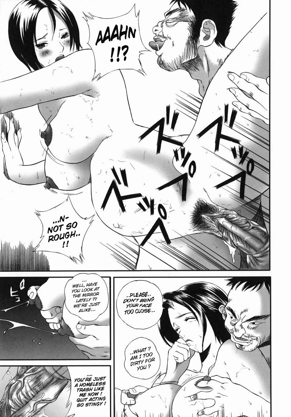 Homeless Saeko Ch.1-3 6