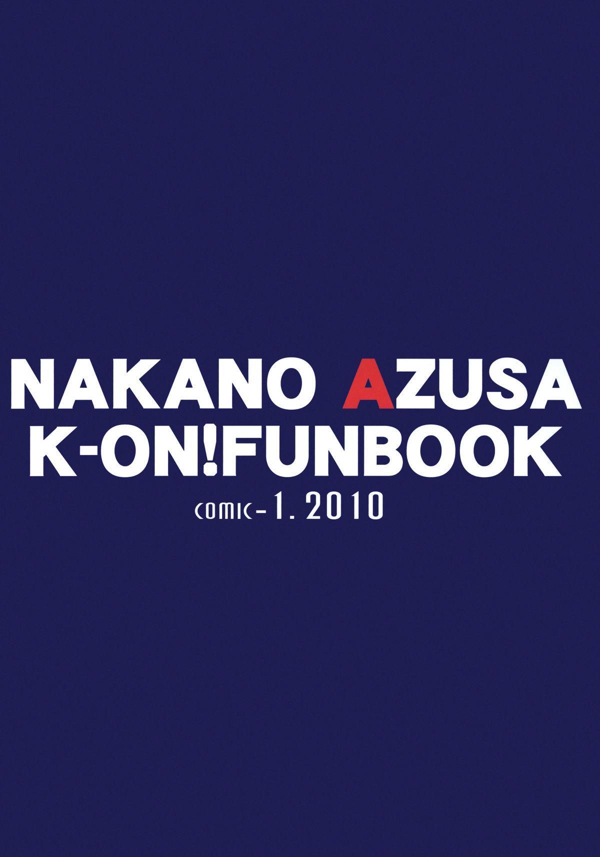 Kongari Musume Nakano Azusa 33