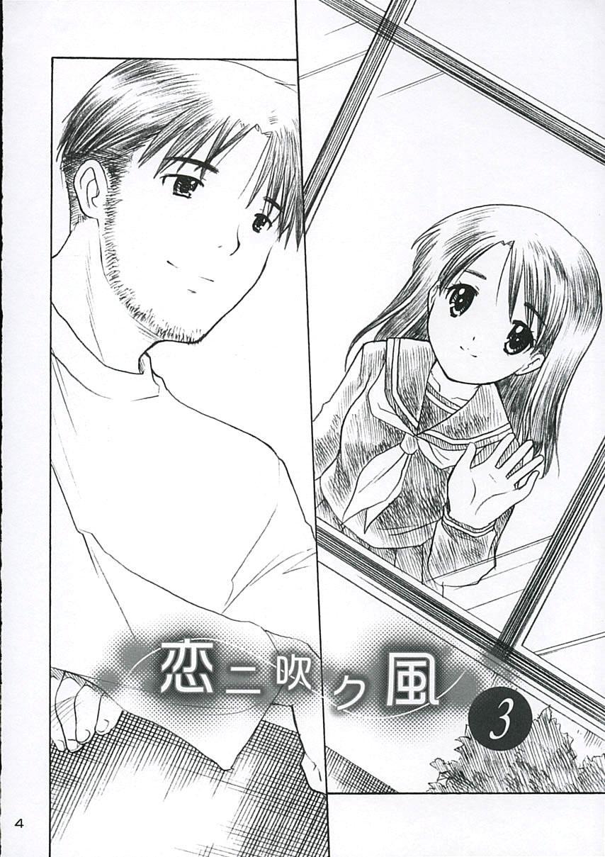"""Koi ni Fuku Kaze 3 """"futari"""" 2"""