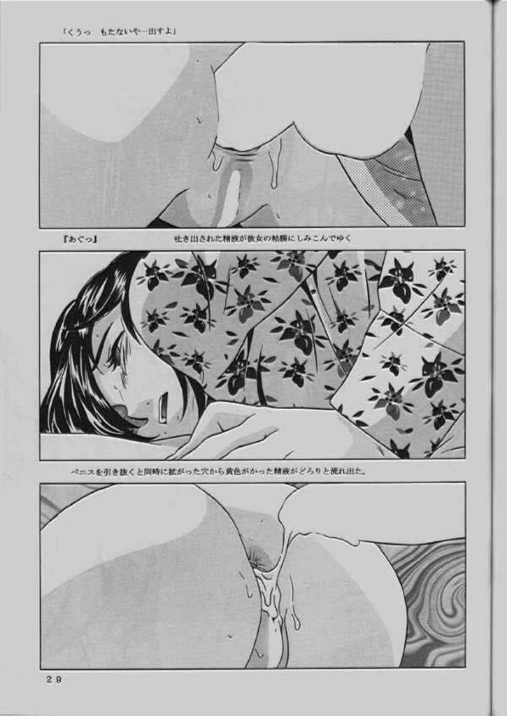 (C64) [Momonga Club (Hayashibara Hikari)] Momo-chan G-nensei 29