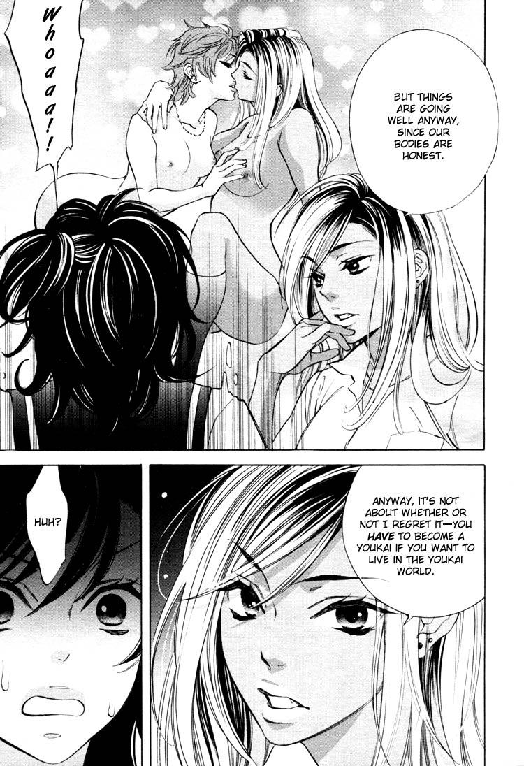 [Nangoku Banana] Heart-Pounding Excitement at Mononoke Girls' Academy Vol.2 Ch.9-15 [English] 33