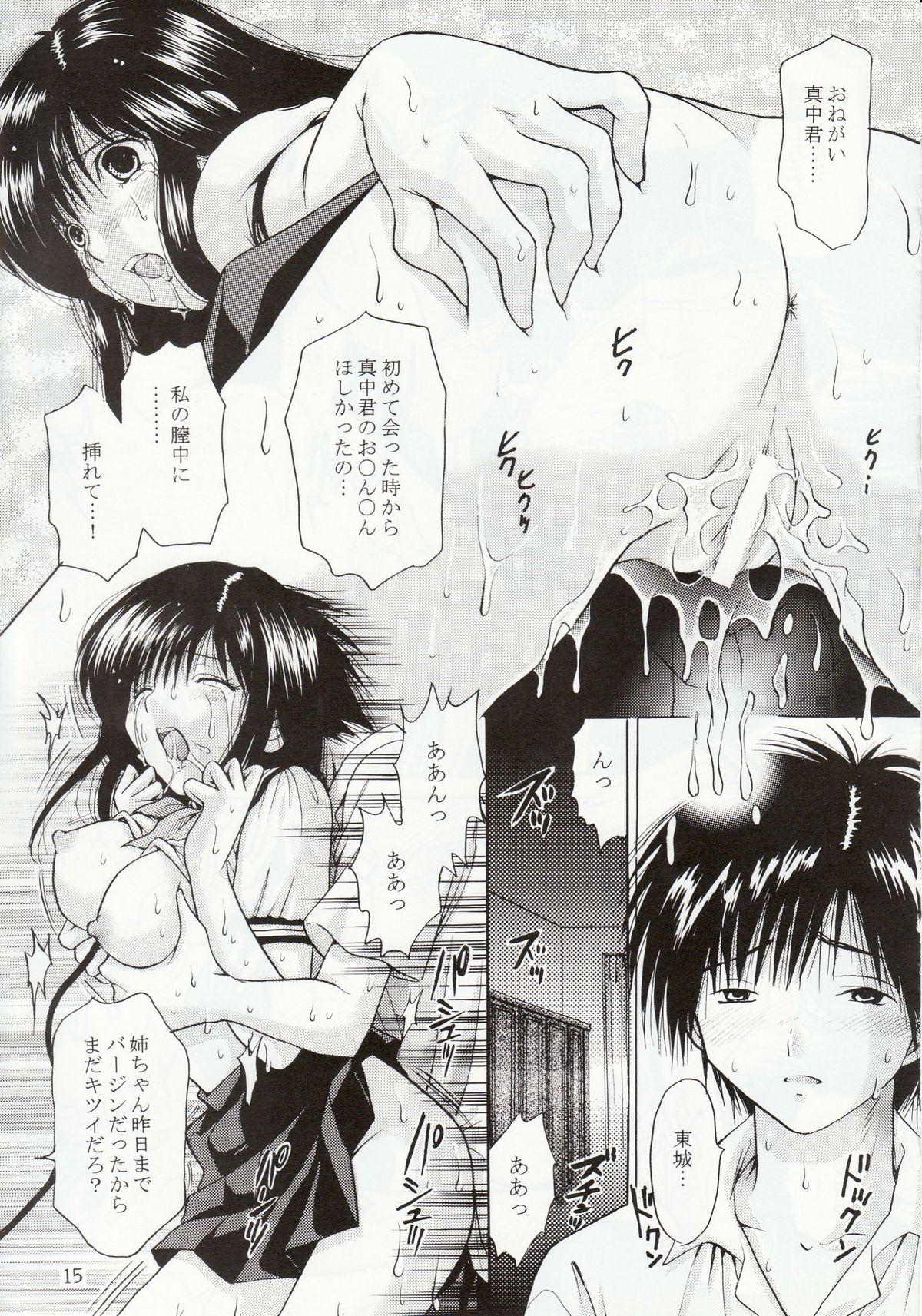 Ichigo 120% Zettai Zetsumei Vol. 2 13