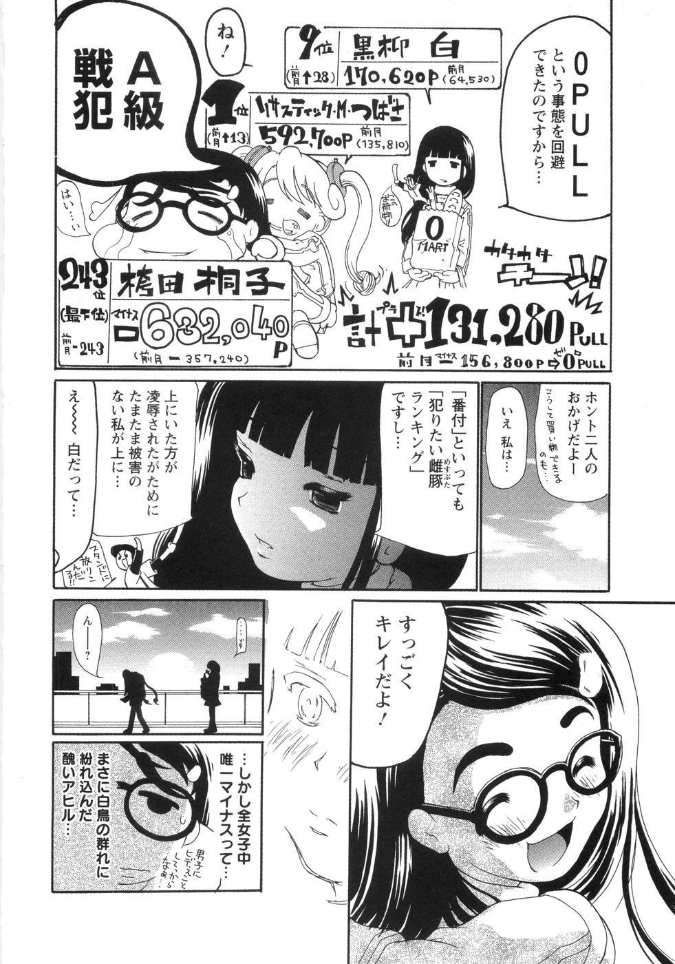 0 PULL TOWN Gakuen e Youkoso! 80
