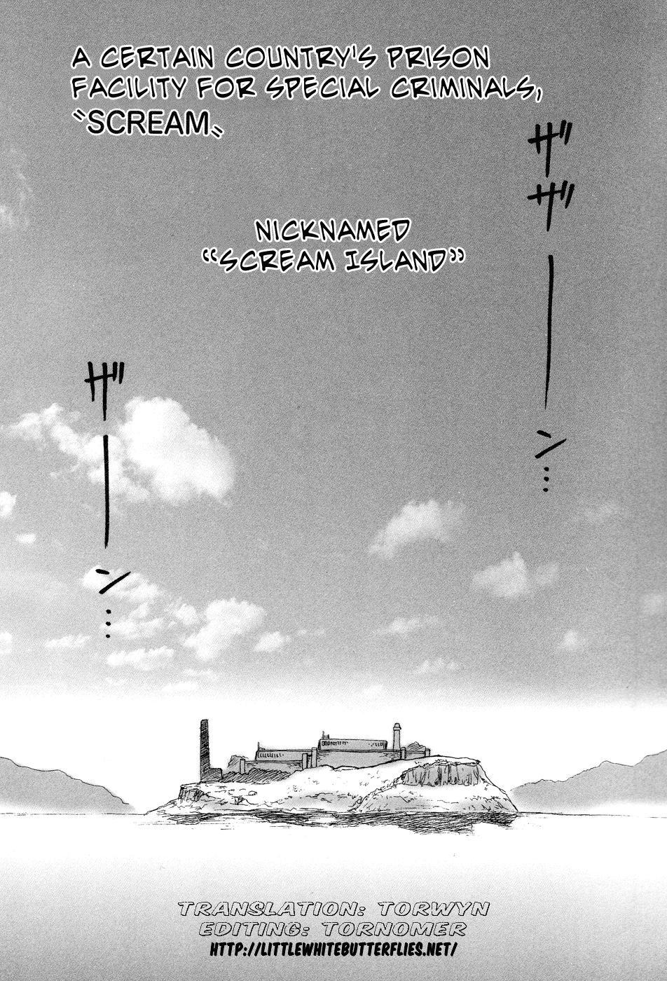 Prison Island Ch.1 6