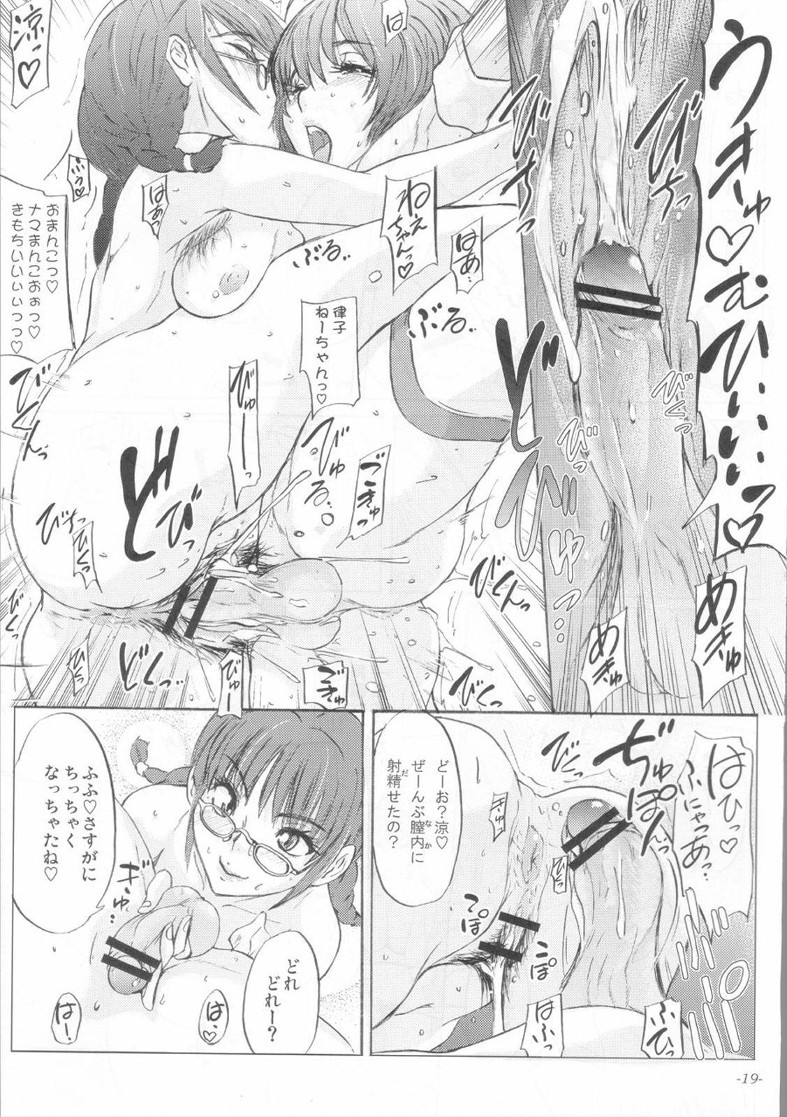 Kaikin!! Oh! tin tin Idol - Ryo's squirt show 19