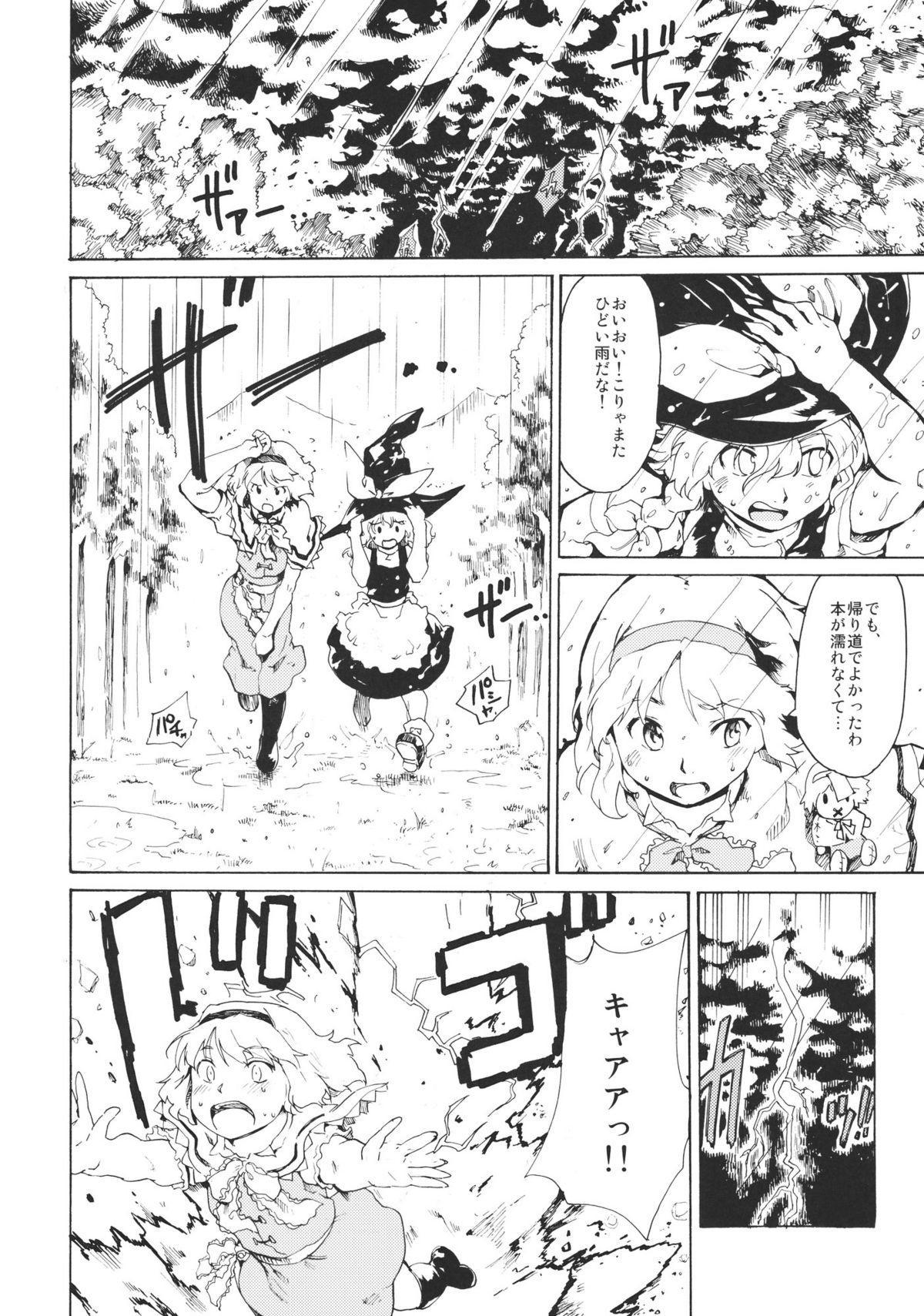"""Touhou Ukiyo Emaki """"Remember☆Alice"""" ~Memento Alice~ 5"""