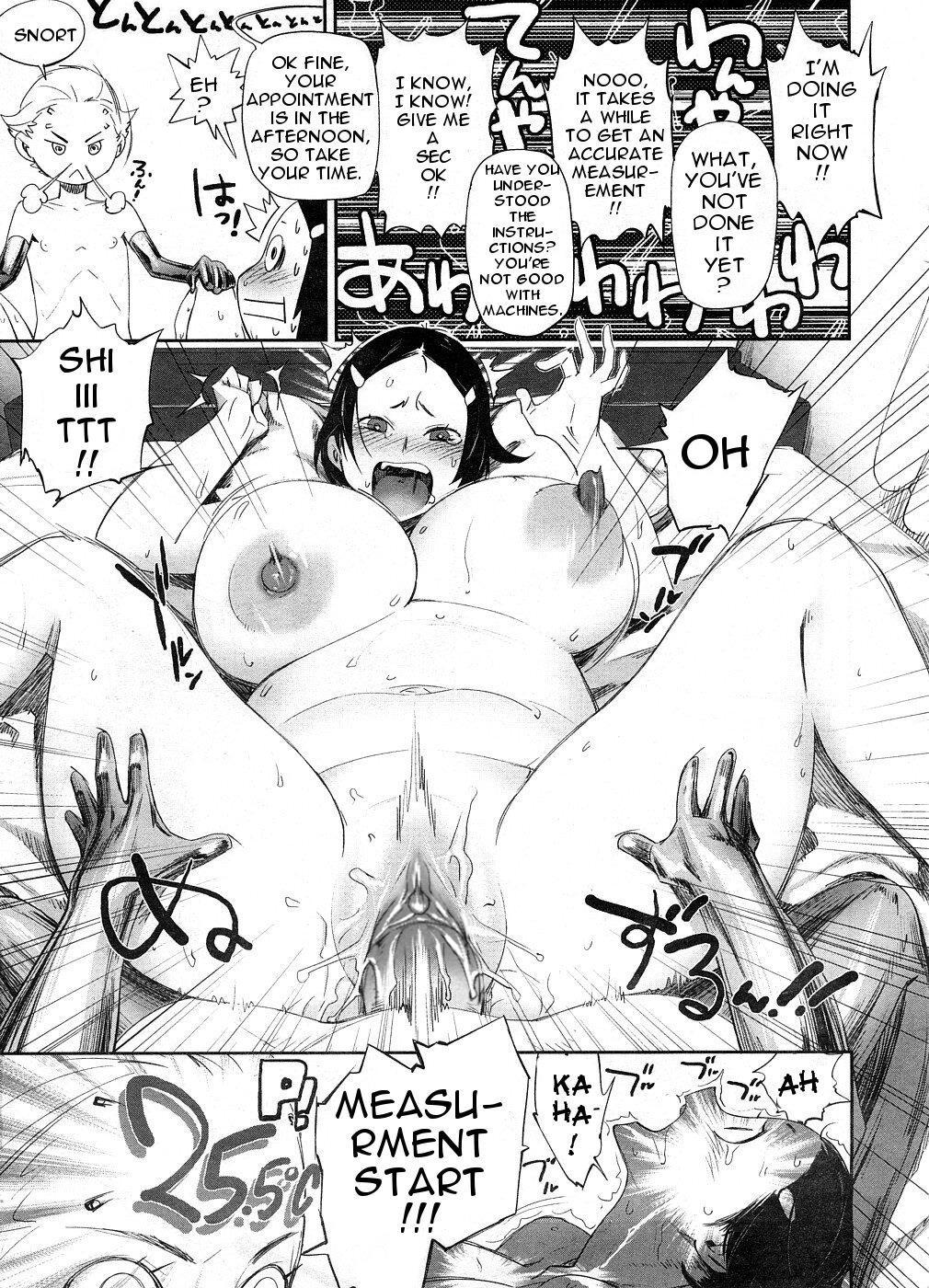 Kenon Doubutsu | Thermometer Boy, Measuring Beast 14
