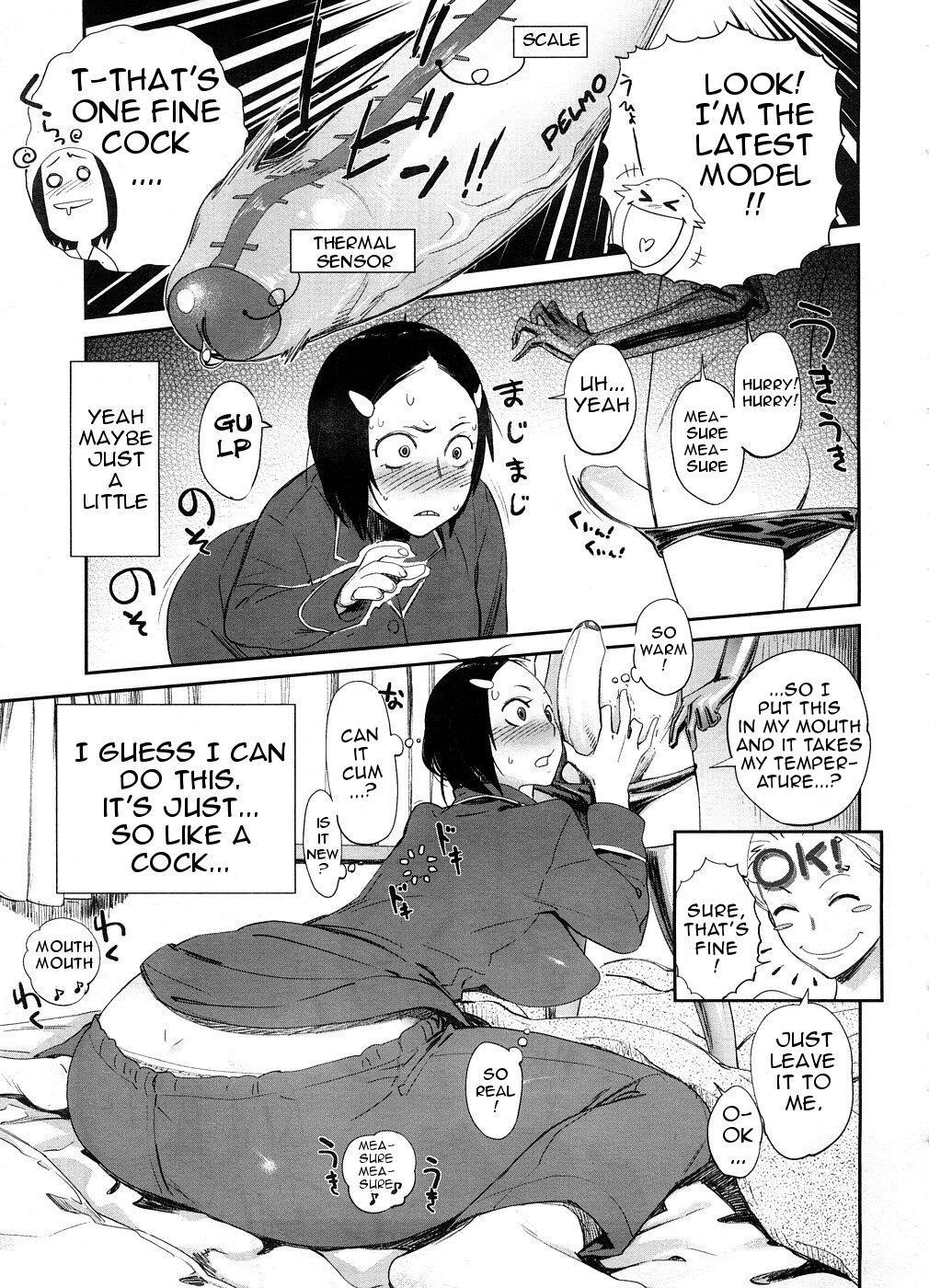Kenon Doubutsu | Thermometer Boy, Measuring Beast 4