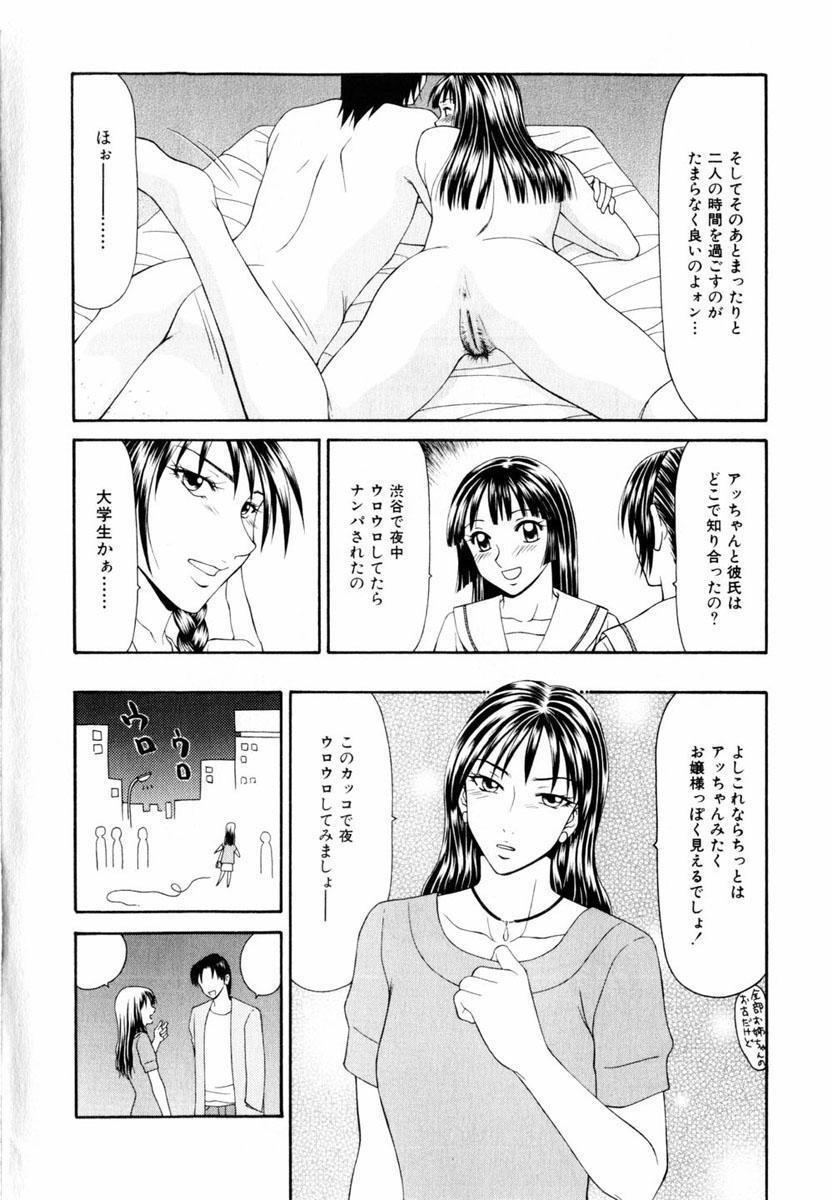 Comic Hime Dorobou 2004-03 15