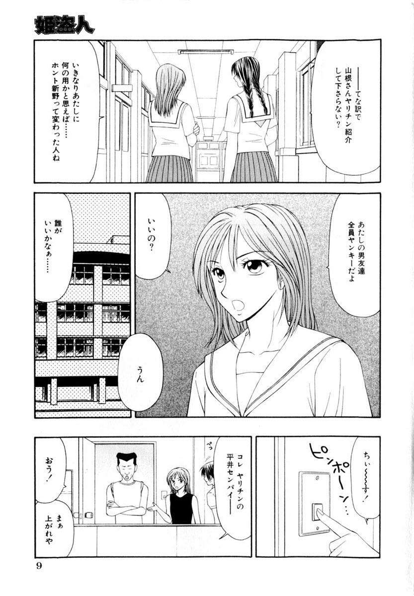 Comic Hime Dorobou 2004-03 8
