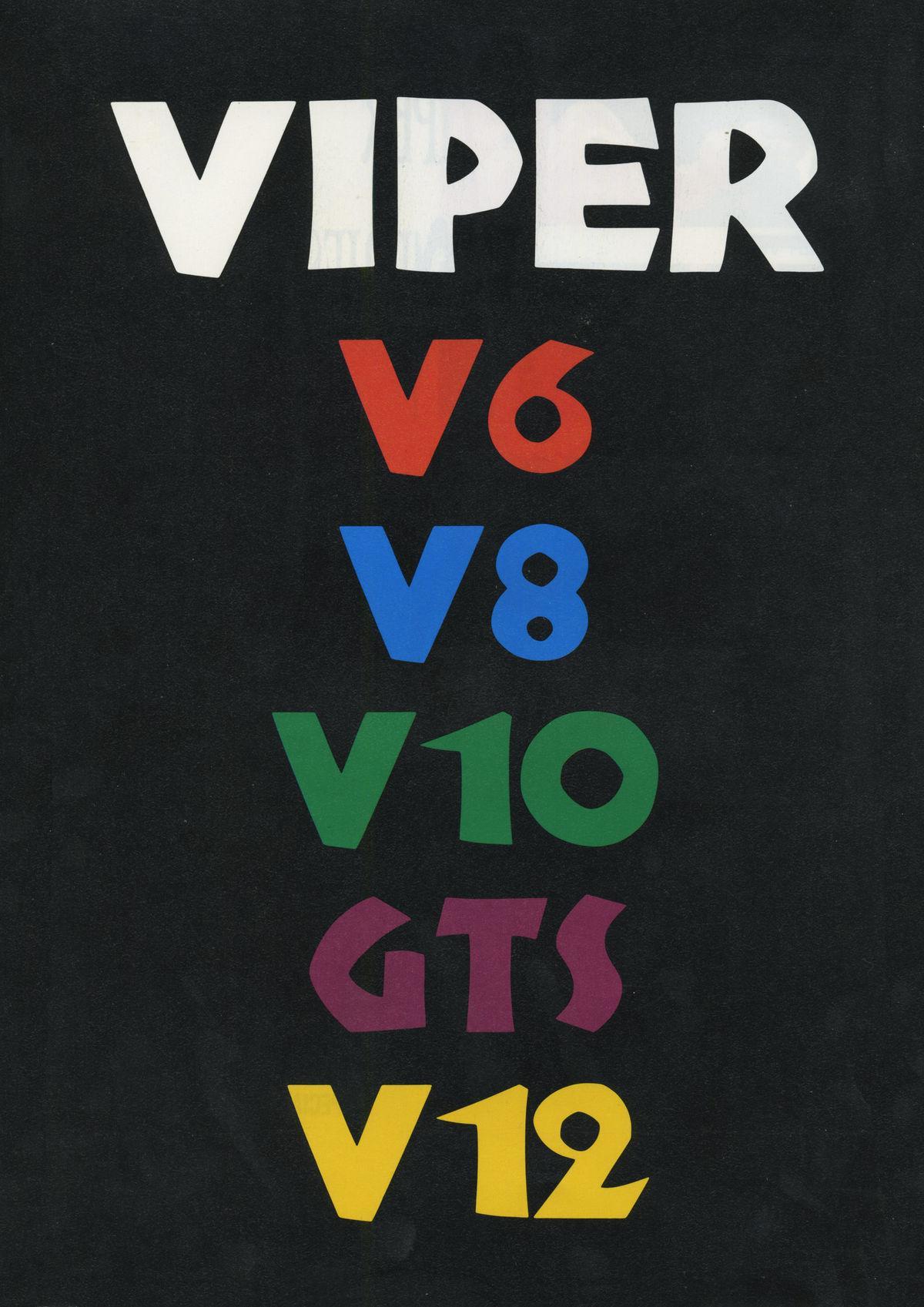 VIPER Series Official Artbook 2