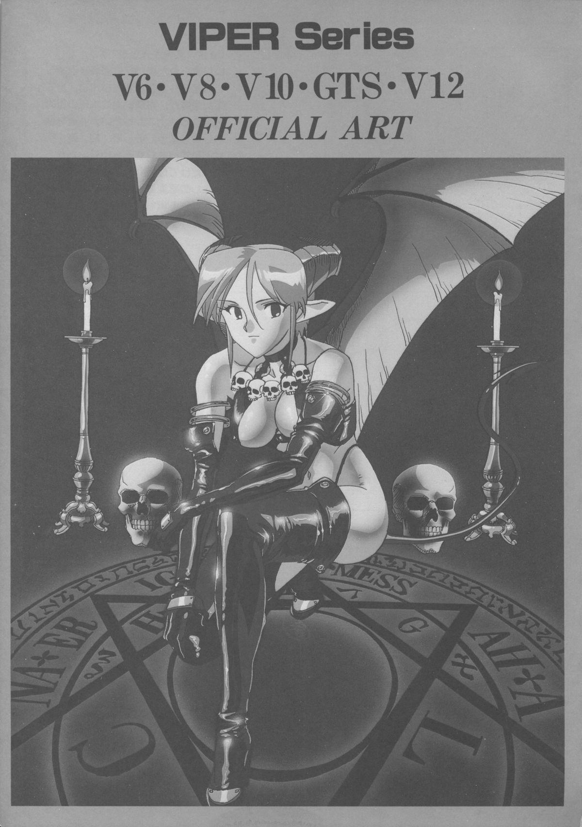 VIPER Series Official Artbook 35